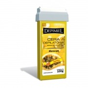 Refil Cera Roll on Depimiel Maracuja 100g