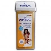 Refil Cera Roll on DepiRoll Tradicional 100g