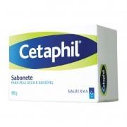 Sabonete Barra Cetaphil para Pele Seca e Sensivel com 80g