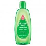 Shampoo Johnsons Baby Cabelos Claros com 200ml