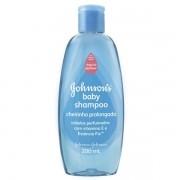 Shampoo Johnsons Baby Cheirinho Prolongado com 200ml