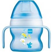 Starter Cup Mam Azul +4 meses com 150ml