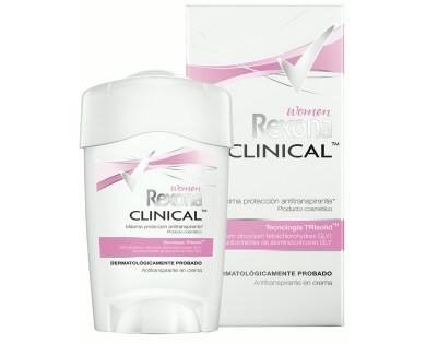 Antitranspirante Rexona Clinical Women com 48g