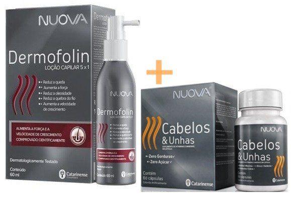 Kit Contra Queda de Cabelo Nuova Catarinense