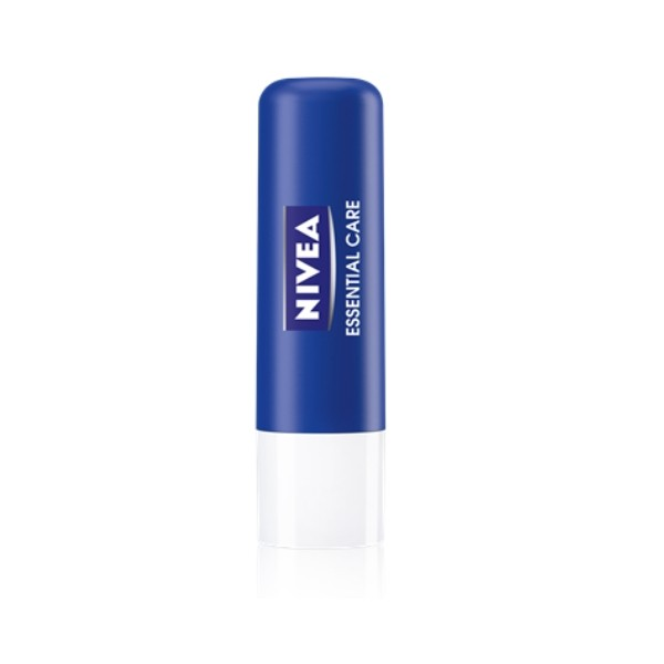 Lip Care Hidratante Labial Nivea Essential com 4,8g