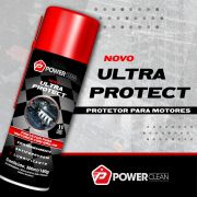 PROTETOR PARA MOTORES ULTRA PROTECT 300ML POWER CLEAN