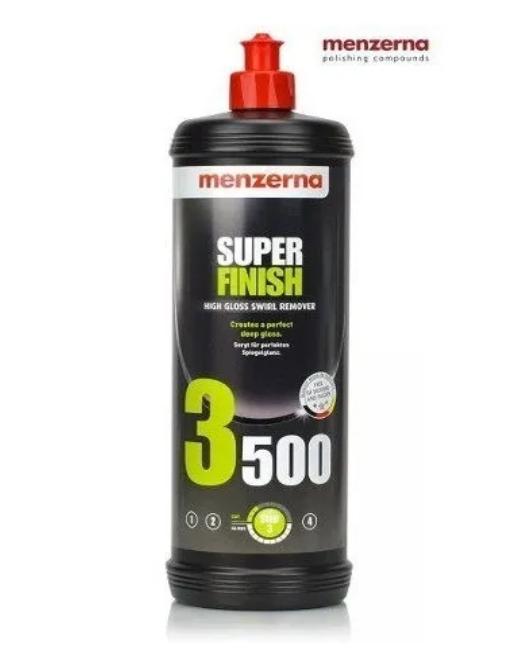 COMPOSTO LUSTRADOR SUPER FINISH 3500 SF4000 1L MENZERNA