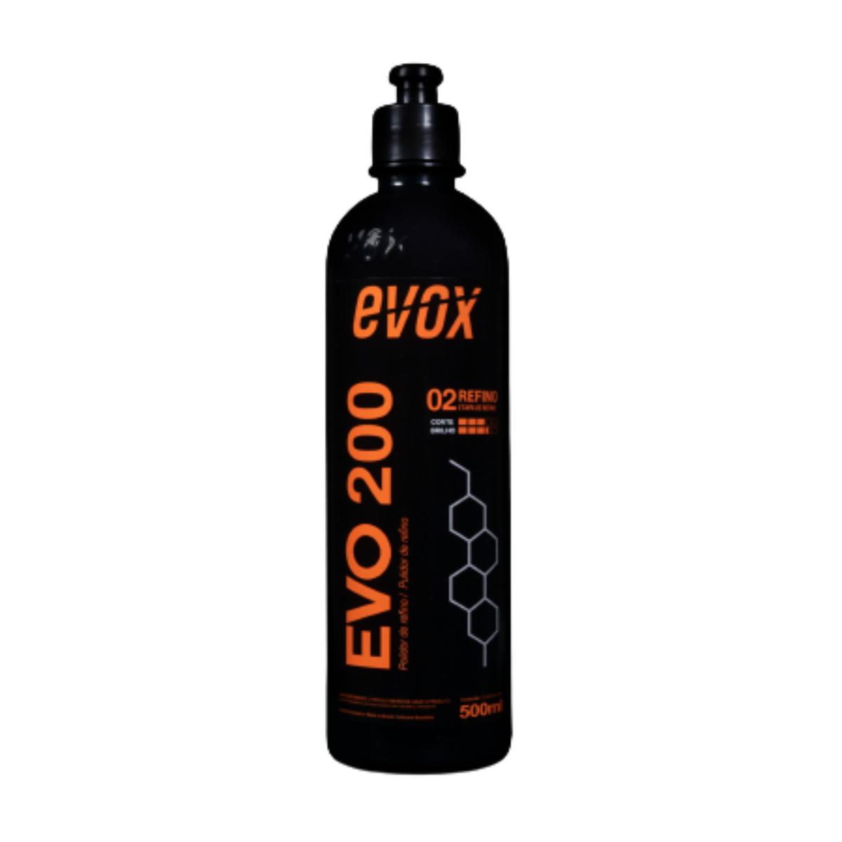 EVO200 POLIDOR REFINO 500ML EVOX
