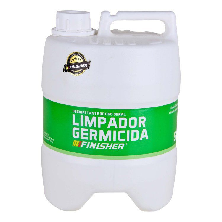 LIMPADOR GERMICIDA PARTE INTERNA 5L FINISHER