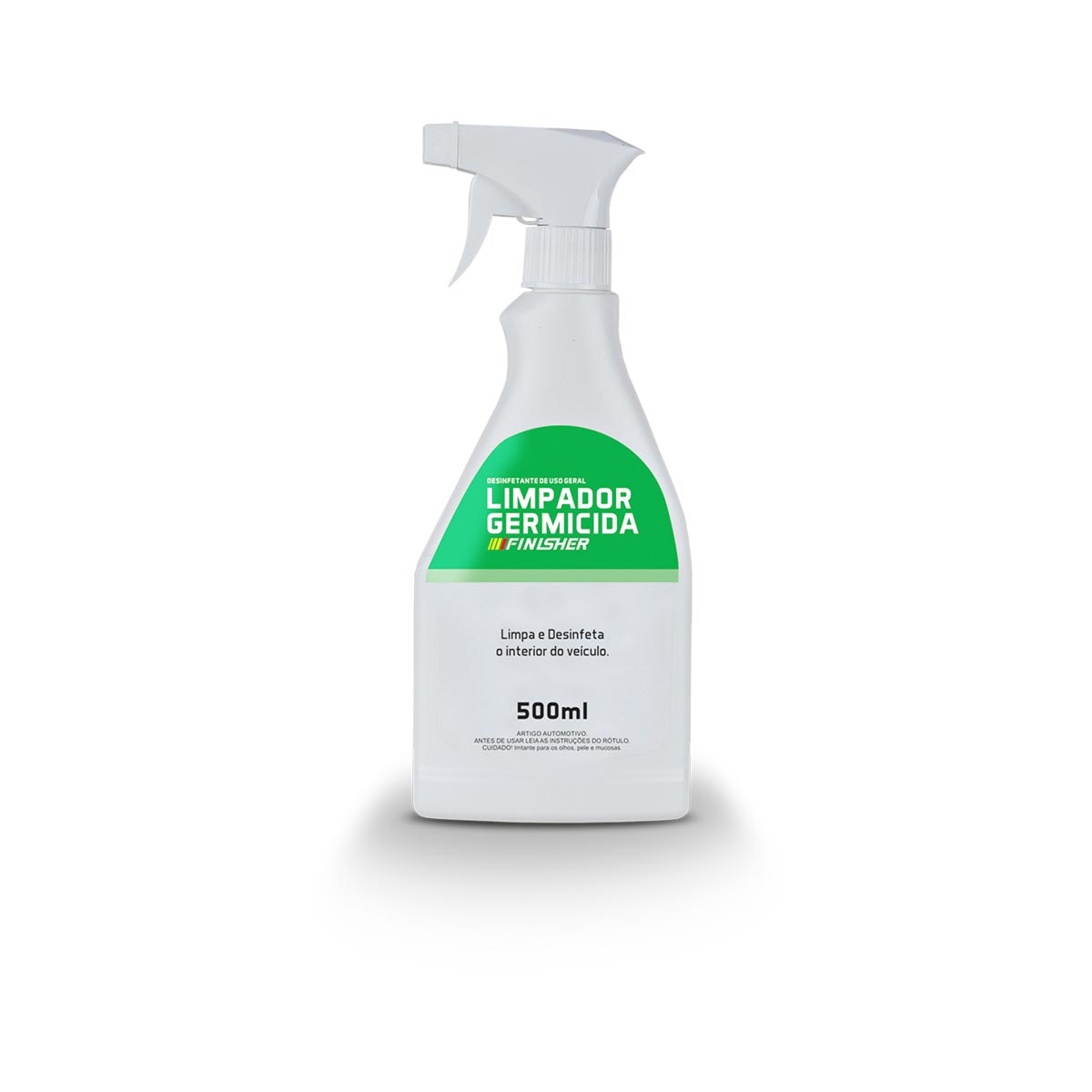LIMPADOR GERMICIDA SPRAY PARTE INTERNA 500ML FINISHER