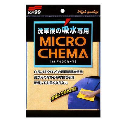 MICRO CHEMA SOFT99 Toalha de secagem anti-risco