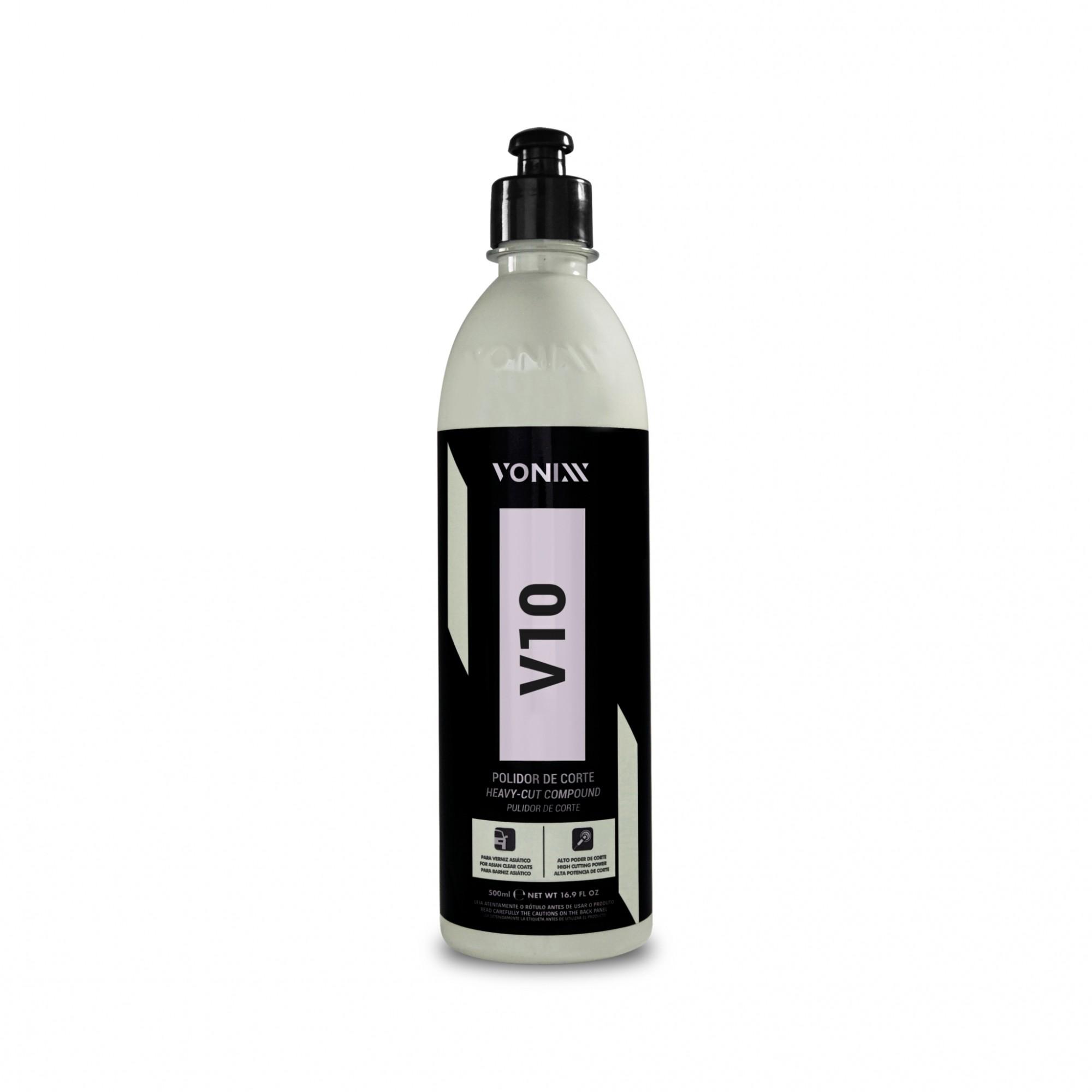 VONIXX V10 CORTE + V20 REFINO + V30 LUSTRO+ REVELAX + BLEND
