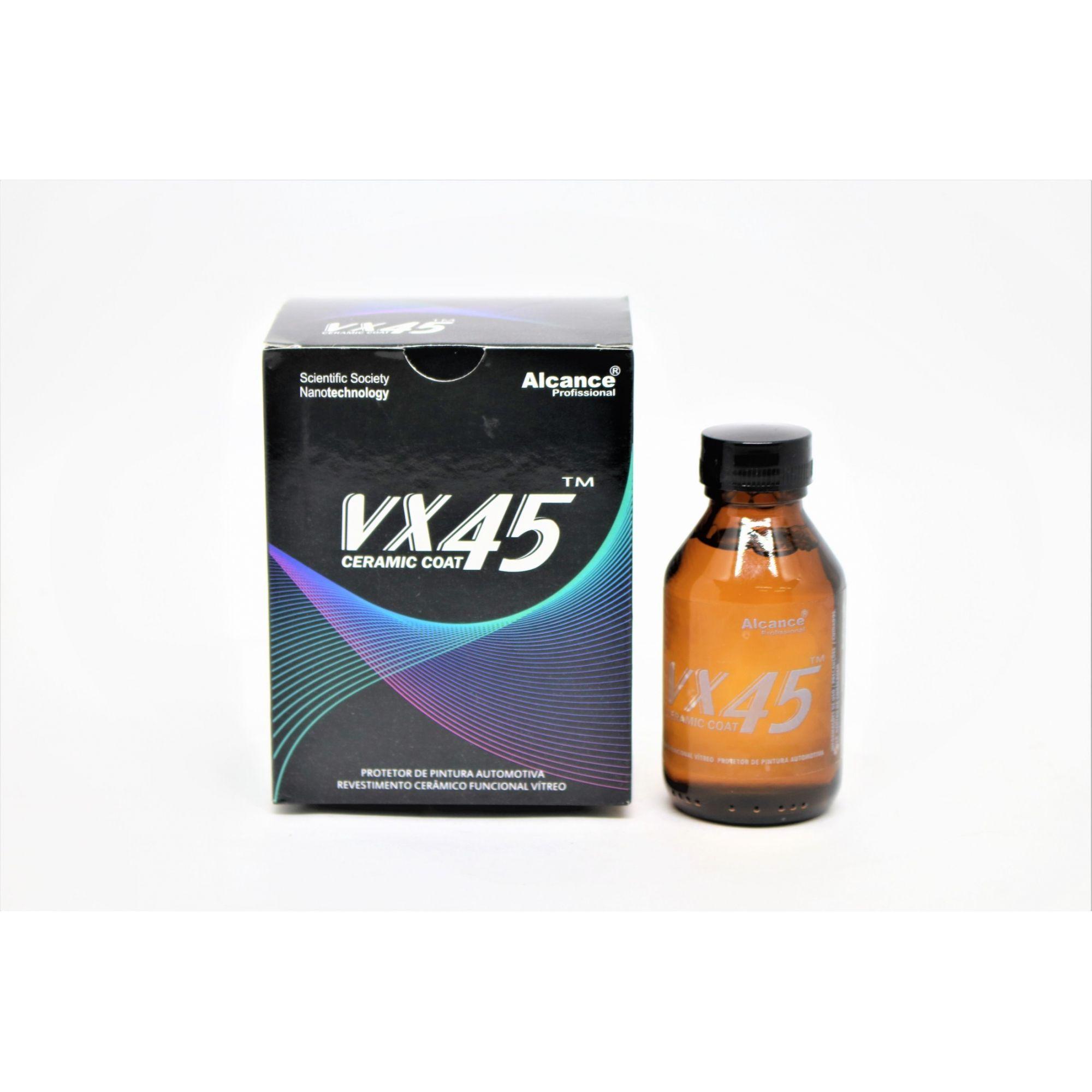 VX45 VITRIFICADOR DE PINTURA 100ML ALCANCE