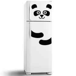Adesivo de Geladeira Panda Cartoon