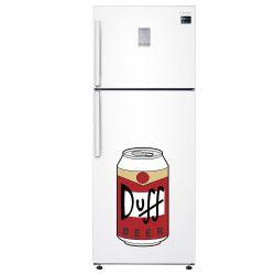 Adesivo de Geladeira Duff Beer