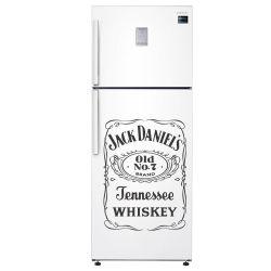 Adesivo de Geladeira Jack Daniel's
