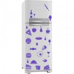 Adesivo de Geladeira Tá na geladeira