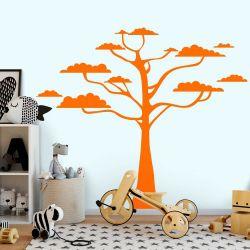 Adesivo de Parede Árvore High