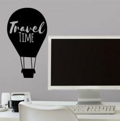 Adesivo de Parede Balão Travel