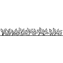 Adesivo de Parede Base Folhas