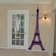 Adesivo de Parede Eiffel Tower