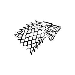 Adesivo de Parede Game of Thrones