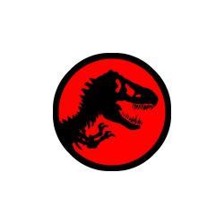 Adesivo de Parede Jurassic Park