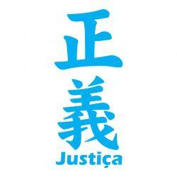Adesivo de Parede Justiça