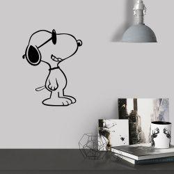Adesivo de Parede Snoopy