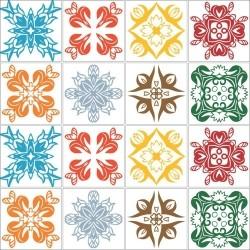 Adesivo para Azulejo Harmonia