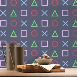 Adesivo para Azulejo Joystick