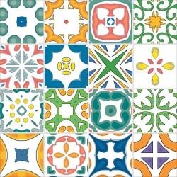 Adesivo para Azulejo Lisboa
