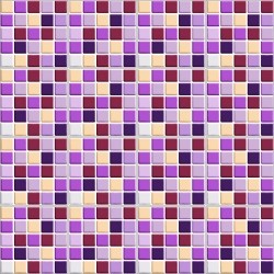 Adesivo para Azulejo Pastilha 3D Granberry