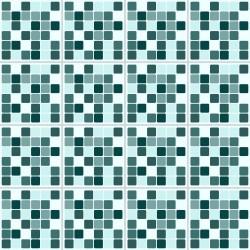 Adesivo para Azulejo Pastilhas Aqua