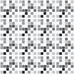 Adesivo para Azulejo Pastilhas Grey
