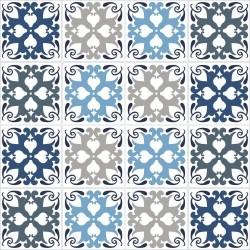 Adesivo para Azulejo Penha de França