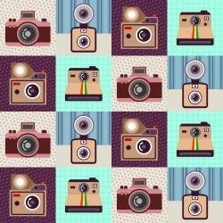 Adesivo para Azulejo Photography