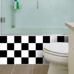 Adesivo para Azulejo Xadrez