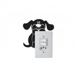 Adesivo para Interruptor Cachorro