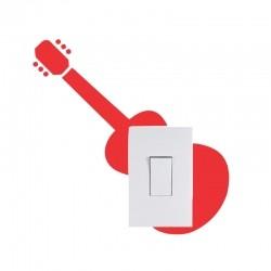 Adesivo para Interruptor Violão