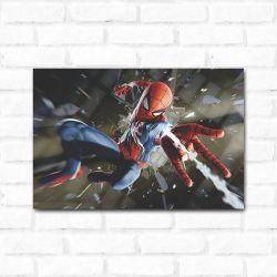 Placa Decorativa Homem Aranha 4