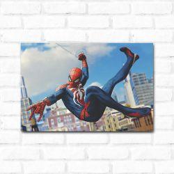 Placa Decorativa Homem Aranha 3