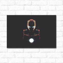 Placa Decorativa Homem de Ferro 3