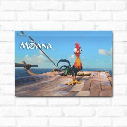 Placa Decorativa  Moana 3