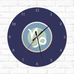 Relógio Decorativo Capricórnio
