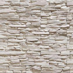 SALDÃO -  Papel de Parede Pedras Canjiquinha 24 0,60x2,50m