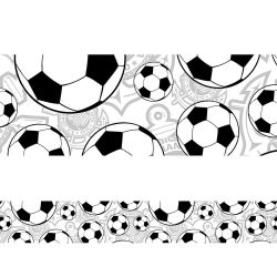 Corinthians - Faixa de Parede Futebol