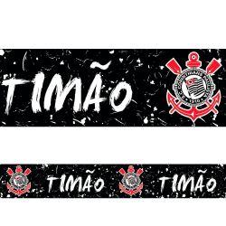 Corinthians - Faixa de Parede Timão
