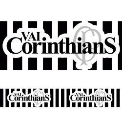 Corinthians - Faixa de Parede Vai Cp