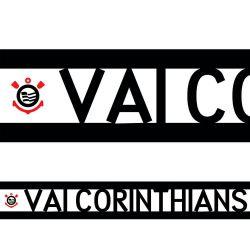 Corinthians - Faixa de Parede Vai Style